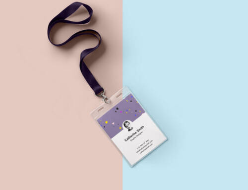 ID Card Holder Design