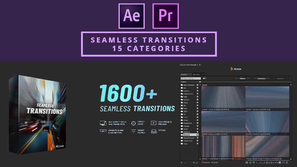 Seamless Transitions , after effects transitions , motion graphics transitions