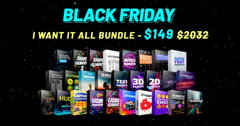 AE juice Black Friday 50% OFF! , Black Friday , Ae plugins , Ae Scripts , After Effects Black Friday , Ae Templates Black Friday