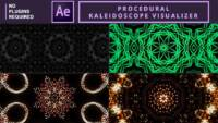 Procedural kaleidoscope visualizer , kaleidoscope , kaleidoscope audio reaction, after effects tutorials , motion graphics tutorials , abstract motion graphics , learn after effects , learn motion graphics