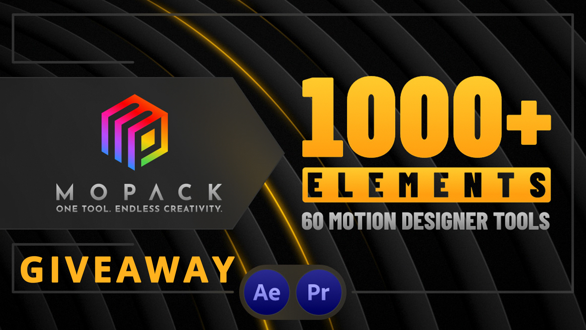 GIVEAWAY MOPACK EXTENSION ,MOPACK EXTENSION for After Effects and Premiere Pro , After Effects tools , After Effects templates , After Effects Packs, MOTION DESIGNER TOOLS